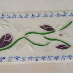 glaskunst By Vic opdracht voor Solera inc.