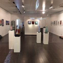 foto galerie Kubra, expositie Stedelijke Verbinding 2018
