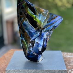 Buitenkunst Wrapped glass