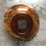 glasrestauratie glas uit Qing Dynastie