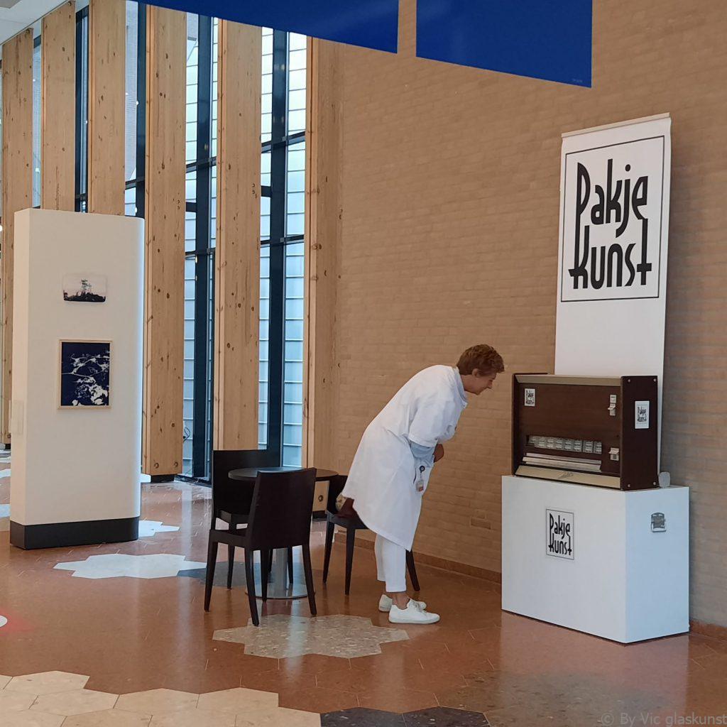 Pakje Kunst Den Bosch voor de Zorg - gratis expo